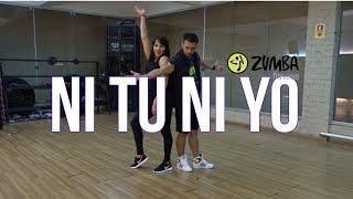 Jennifer Lopez feat Gente De Zona - Ni Tu Ni Yo - Zumba (Salsaton)