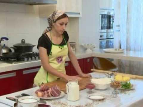 Как готовить аварские хинкал с
