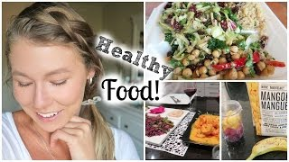 What I Ate Today // Healthy Food