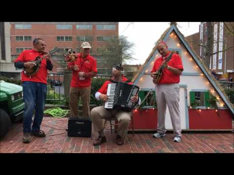 Traditional Portuguese music at Viva Portugal (New Bedford)