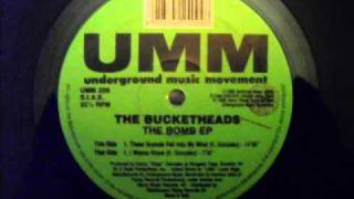 THE BUCKETHEADS      THE BOMB EP    1995