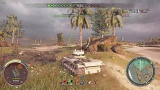 World of Tanks Xbox one Captured KV-1 6 Kills