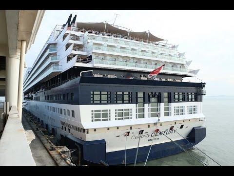 Asia cruise on the Celebrity Century