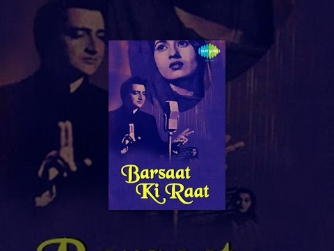 media barsaat ki ek raat 10 13 bollywood movie amitabh bachchan rakhee gulzar