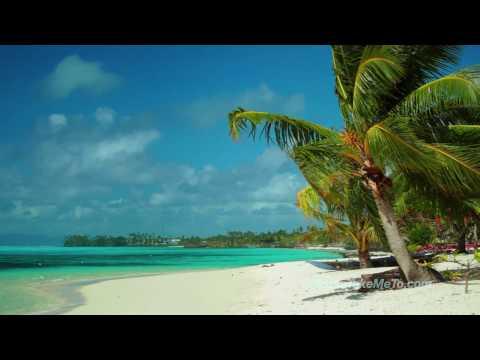 Faga Beach, Samoa (HD travel video) - Faga tengerpart, Szamoa, Óceánia