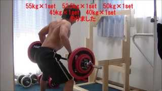 DIY Work Out  ♯19 【 胸と背中】 14/01/13