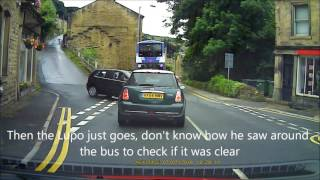 UK Dashcam Compilation 8 - July 2016 - Bad Driving, Observations and More