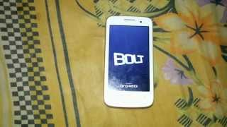Micromax bolt A065 hard reset