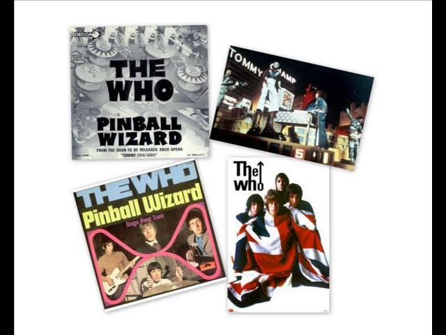 Pinball Wizard       by The Who  Baritone Uke Stylins