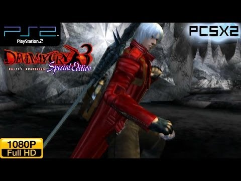 Devil May Cry 3: Special Edition - PS2 Gameplay 1080p (PCSX2)