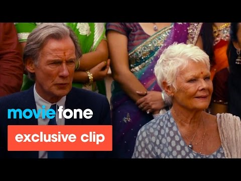 'The Second Best Exotic Marigold Hotel' Clip (2015)