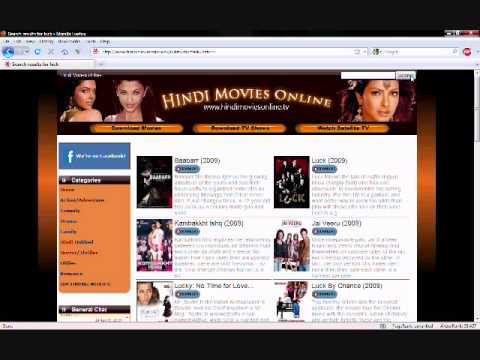 Hindi Movies - How to watch online