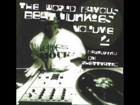 The World Famous Beat Junkies - Vol. 2 - DJ Rhettmatic - 1998 [FULL]