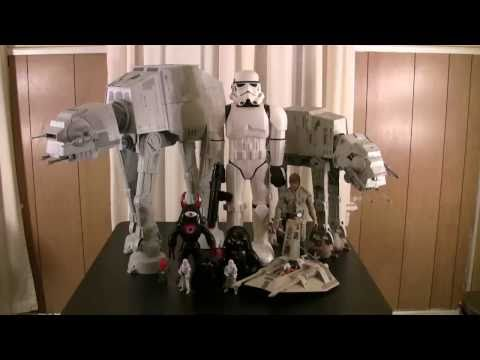 2010 Imperial At-At (All Terrain Armored Transport) by Hasbro
