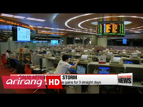 Stocks in the Asia Pacific region join global rally