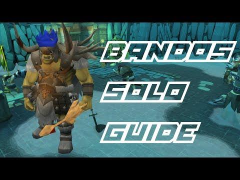 RuneScape 3 – Bandos Solo Guide 2014 – LimitlessPvM