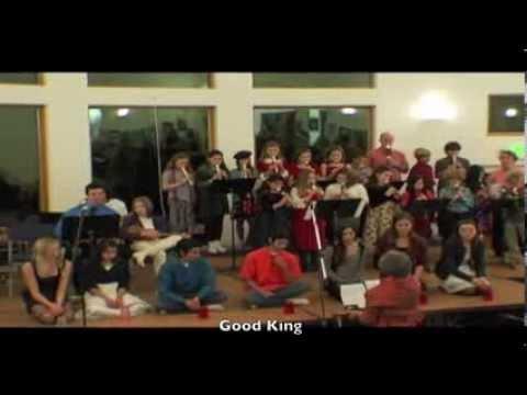 Christmas Concert 2013 - Ananda Living Wisdom School
