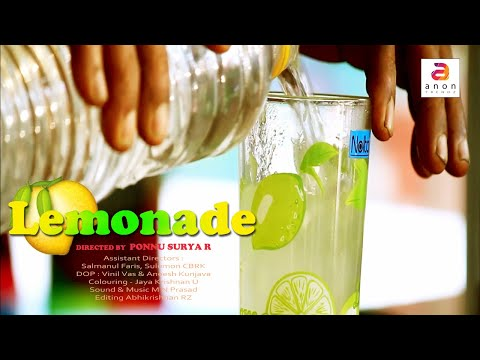 English Short Film | Lemonade | Directed By Ponnu Surya R