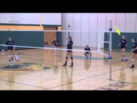 Brooke Priestas Highlight Film 2012-13 Liberty High School synergy Volleyball video