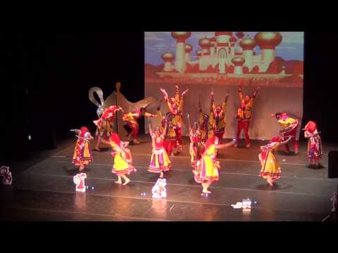 Pitt Pantheraas -- Dandia Dhamaka 2013 video