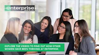Women thrive at Enterprise Rent-A-Car - Jobs and Careers