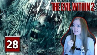 FINAL BOSS HERE WE GO | The Evil Within 2 Ending Gameplay Walkthrough Part 28