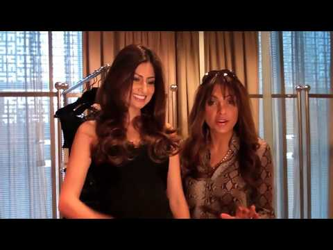Uma Ghosh Deshpande gets styled by Saks Fifth Avenue, Dubai