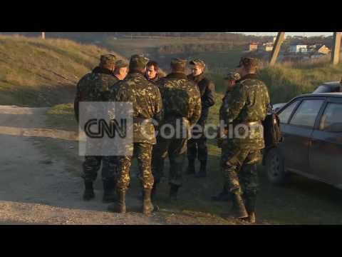 UKRAINE:CRIMEA'S REFERENDUM NEARS