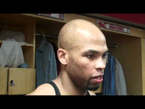 Taj Gibson speaks on Derrick Rose's injury