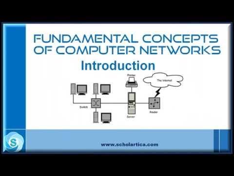Fundamental Concepts of Computer Networks: Part 1 - PAN, LAN, MAN & WAN