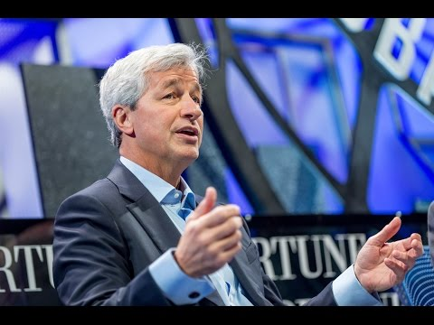 Jamie Dimon: You're Wasting Your Time With Bitcoin