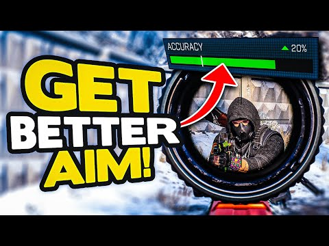 Warzone 11 SECRETS on how to get BETTER AIM with CONTROLLER (Xbox One, PS4 & PC)   Warzone Tips