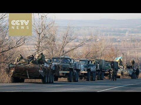 Ukraine crisis: Dozens killed ahead of ceasefire deal