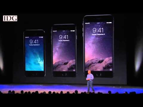 Raw video: Apple introduces iPhone 6, 6 Plus