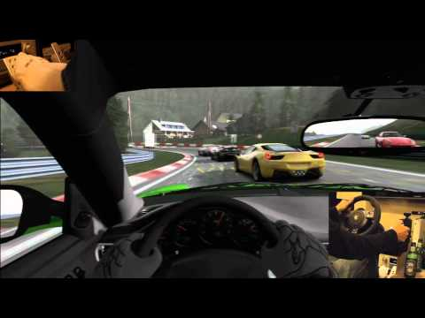 Forza 4 Drinking Simulator Fanatec GT2 Nurburgring Cockpit Gameplay money glitch cheat wheel Review