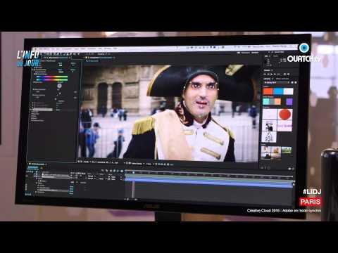 Reportage : Adobe dévoile Creative Cloud 2015