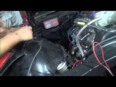 Syf: 1968 Impala. Cleaning Up The Wiring And Fuel System. video