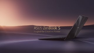 ASUS ZenBook S - Angled for Creative Power | ASUS