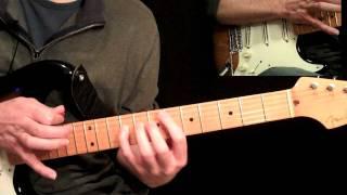 Van Halen - Hot For Teacher Guitar Lesson Pt.1 - Intro
