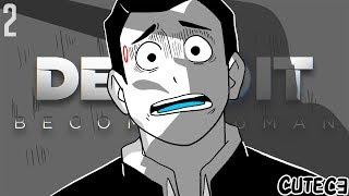 Heartless Tool - Machine - Part II   Detroit: Become Human Comic Dub