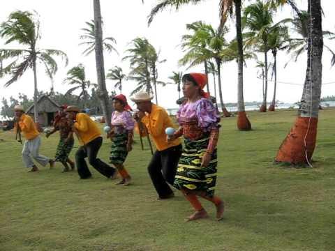 Danza tipica indigenas kuna yala youtube