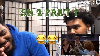 SCARY MOVIE 2 REACTION (PT 1)