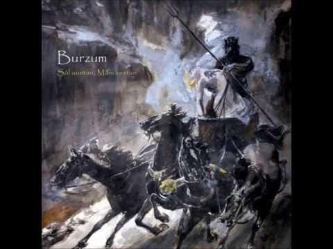 Burzum - Fedrahellir Forebear - Cave