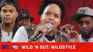 Chico Bean & Natasha Rothwell Go Toe to Toe 🤣 | Wild 'N Out | #WNOTHROWBACK
