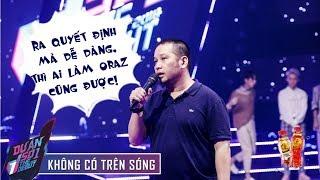 KHÔNG CÓ TRÊN SÓNG I Đạo diễn Quang Huy yêu cầu Hương Tràm phải loại 2 thí sinh  một đội