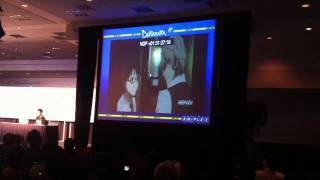 Bloopers! - Durarara!! Voice Actors Panel (Anime Expo 2011)
