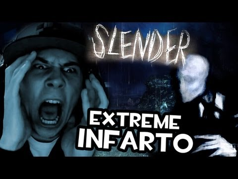 EL MAYOR SUSTO DE MI VIDA | Slender HAUNT Version Final