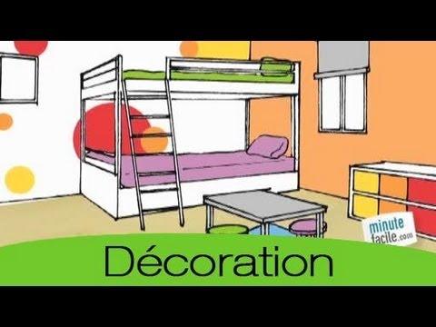 D co quelles couleurs pour une chambre d 39 enfant youtube for Couleur chambre d enfant