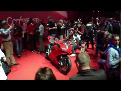 Ducati 1199 Panigale Press  Launch, Milan