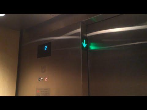 Otis Elevator - Sonoma Academy Building C - Santa Rosa, California - 09/16/2014